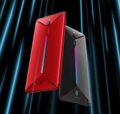 Игровой смартфон ZTE Nubia Red Magic Mars выходит за пределы Китая всего за 389 долларов