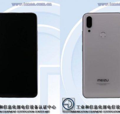 Китайцы показали мощный бюджетник Meizu Note 9
