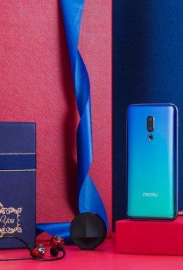 Представлена специальная версия смартфона Meizu 16th Plus Sound Color Edition - 1