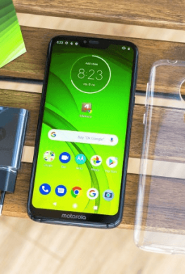 Долгоиграющий смартфон Moto G7 Power с аккумулятором емкостью 5000 мА•ч поступает в продажу
