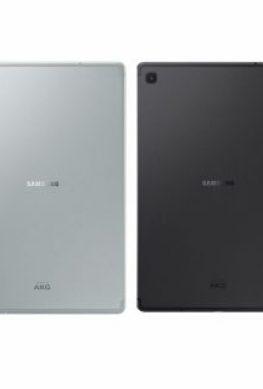 Samsung представила планшет Galaxy Tab S5e - 1