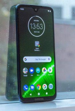 Motorola Moto G7 Plus за 300 евро заряжается быстрее практически любого другого смартфона в мире