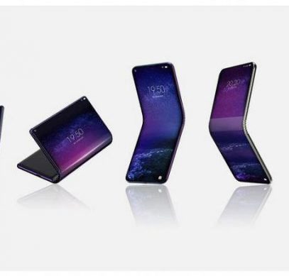 Владелец BlackBerry и Alcatel готовит сразу пять складных смартфонов с гибкими экранами