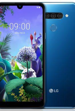 Дебют LG Q60: смартфон с тройной камерой и дисплеем HD+ FullVision