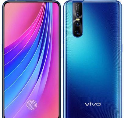 Дебют Vivo V15 Pro: смартфон с камерой-перископом и экраном без рамок