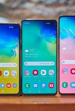 Samsung Galaxy S10 и S10+ на базе Exynos 9820 сравнили по производительности с Xiaomi Mi 9, iPhone XS Max и другими смартфонами