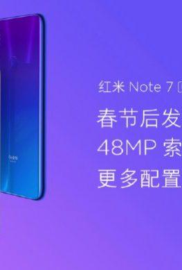 Дебют на следующей неделе. Глава Redmi подтвердил сроки выхода потенциального бестселлера Redmi Note 7 Pro