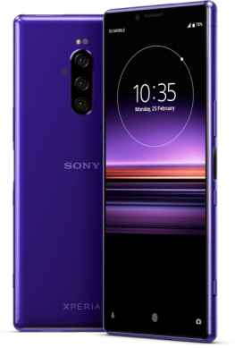Флагманский смартфон Sony Xperia 1 с тройной камерой рассекречен до анонса