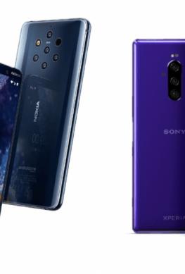 Удивительные цены для Европы. В отличие от Sony Xperia 1, «пентакамерный» Nokia 9 PureView окажется намного дешевле ожидаемого
