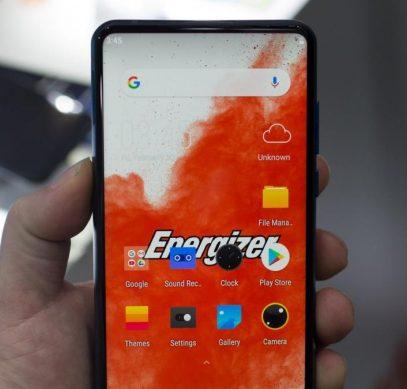 MWC 2019: смартфон-кирпич Energizer Power Max P18K Pop с рекордной батареей