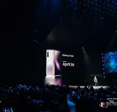 Складной смартфон Samsung Galaxy Fold будет непросто купить на первых порах