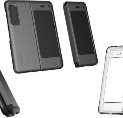 Защитные корпусы для складного смартфона Galaxy Fold - 1