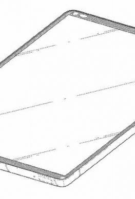 LG разрабатывает гибкий смартфон-книжку с двумя экранами
