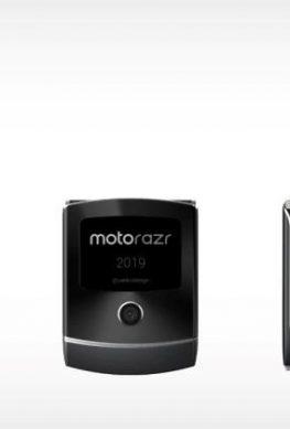 Раскрыты характеристики гибкого смартфона Motorola RAZR