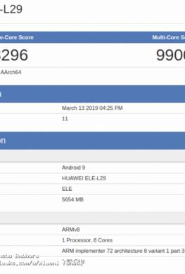 Лучше флагмана Huawei P30 Pro. Смартфон Huawei P30 с 6 ГБ ОЗУ «играет мышцами»
