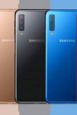 Пользователи Samsung Galaxy A7 (2018) в России начали получать Android 9.0 Pie