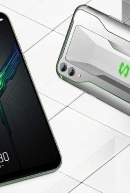 До 12 Гбайт ОЗУ и экран Full HD+: дебютировал игрофон Xiaomi Black Shark 2