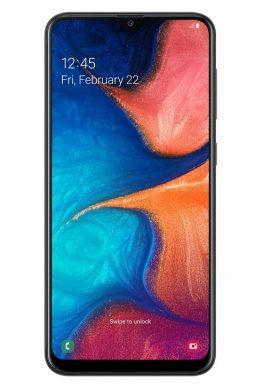 Samsung Galaxy A20 анонсирован в России: официальные характеристики и цена