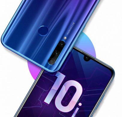 Почти Huawei P30 Lite с экраном побольше. Huawei показала в России смартфон Honor 10i