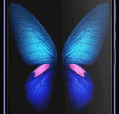 Складной смартфон Samsung Galaxy Fold с гибким дисплеем показали на живом видео