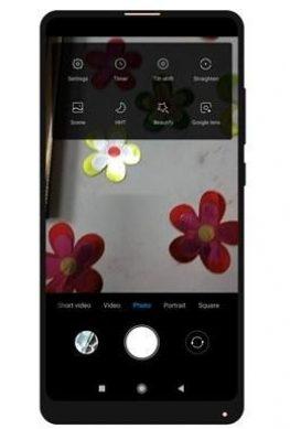 Xiaomi добавила в камеру MIUI поддержку Google Lens