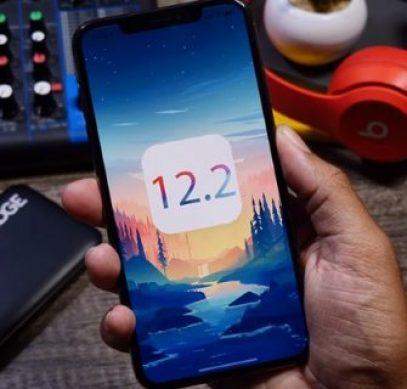 Мобильная операционная система iOS обновлена до версии 12.2 - 1
