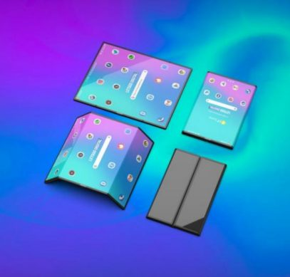 Складной смартфон Xiaomi показался на видео