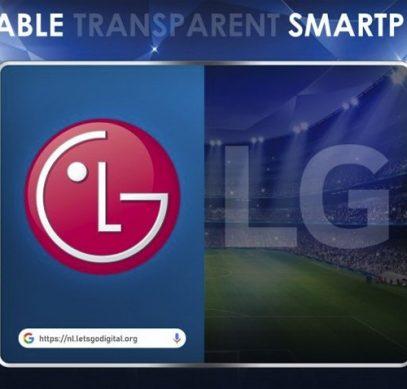 Гибкий и прозрачный: LG проектирует уникальный смартфон