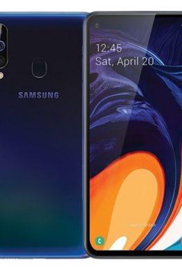 Смартфон Samsung Galaxy A60 с экраном Full HD+ Infinity-O оценён в $300