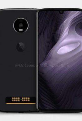 Трендам вопреки. Смартфон Motorola Moto Z4 получит одинарную основную камеру