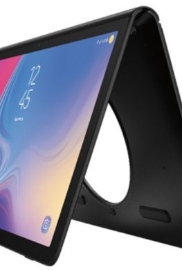 Огромный планшет Samsung Galaxy View 2 показал лицо
