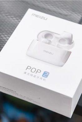 Meizu POP 2 — новые беспроводные наушники за $60 – фото 1