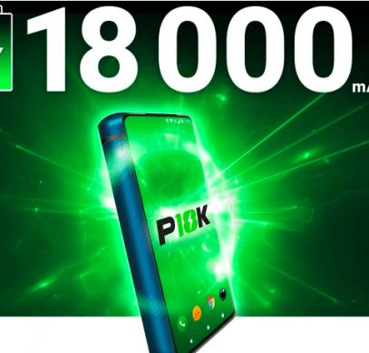 Вложиться в выпуск Android-марафонца Energizer Power Max P18K Pop почти никто не захотел – фото 1