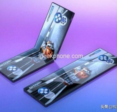 Игровой смартфон Sharp с гибким дисплеем получит чип Snapdragon 855 и тройную основную камеру