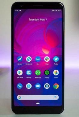Дизайн смартфонов Pixel 3a не изменился по сравнению с Pixel 3
