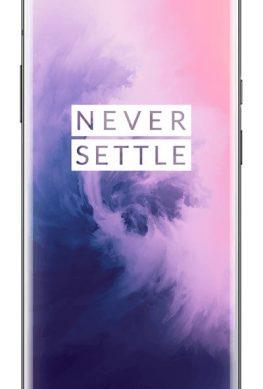 Рендеры OnePlus 7 Pro в сером и синем цветах