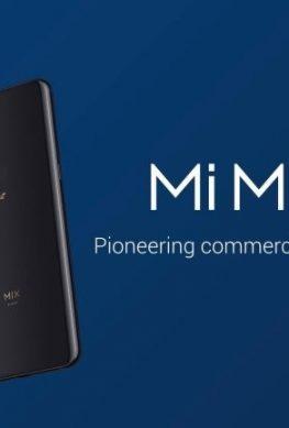 Видео: Xiaomi Mi Mix 3 5G транслирует потоковое видео в формате 8K, используя 5G-сеть
