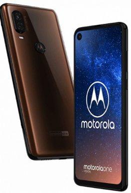 Врезанная фронтальная и сдвоенная 48-мегапиксельная камера за 300 евро: новые подробности о смартфоне Motorola One Vision