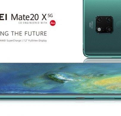 Представлен Huawei Mate 20X 5G – фото 1