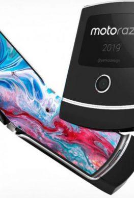 Блогер сделал видео со складным смартфоном Motorola RAZR, а Lenovo выдала его за своё