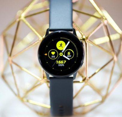 «Старые» умные часы Samsung получили новейшую оболочку One UI