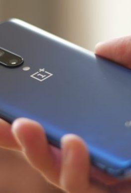 Видео: ложные срабатывания сенсорного экрана OnePlus 7 Pro