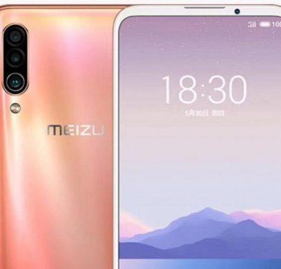 Дизайн и характеристики удешевлённого флагмана Meizu раскрыты до выхода