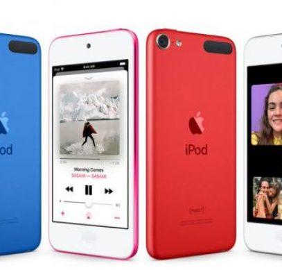 iPod touch показал, на что способен в синтетическом тесте