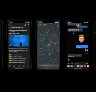 Представлена операционная система Apple iOS 13 - 1
