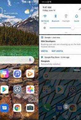 Как будет выглядеть EMUI 10 на Android Q – фото 1
