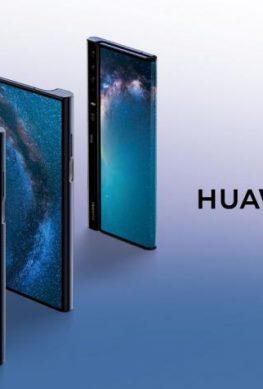 Анонс Huawei Mate X
