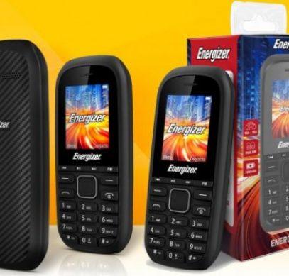 Представлен телефон Energizer E12 - 1