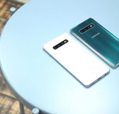 Galaxy S10 на Snapdragon 855