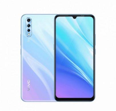 Представлен смартфон Vivo Y7s - 1